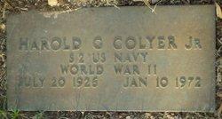 Harold Gene Colyer, Jr