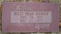 Billy Dean Hardin