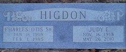 Charles Otis Higdon, Sr