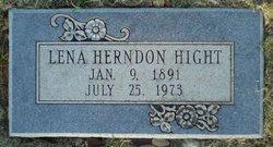 Lena Herndon Hight