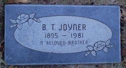 B T Joyner