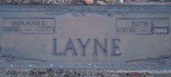 Norman E Layne