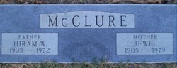 Jewel <I>Gary</I> McClure