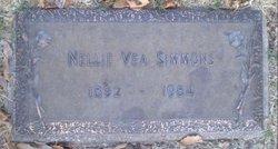 Nellie Vea <I>Allred</I> Simmons