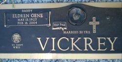 Eldren Gene Vickrey