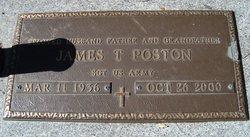 James T Poston