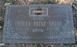 Ovella Patsy <I>Leazer</I> Smith