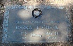 Debra J Cheek