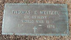 Thomas E Weitzel