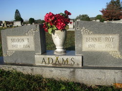 Bennie Roy Adams