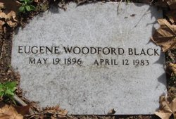 Eugene Woodford Black
