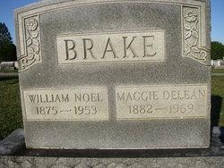 Maggie Delean <I>Baldwin</I> Brake