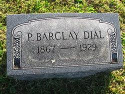 Phillander Barclay Dial