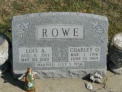 Lois A Rowe
