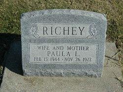 Paula L Richey