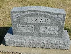 Harlan Clifford Isaac