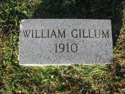 William Gillum