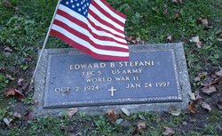 Edward B Stefani