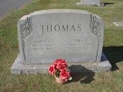 Alice Cora <I>Dye</I> Thomas