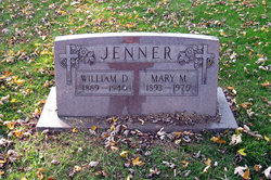 Mary Margaret <I>Thieken</I> Jenner