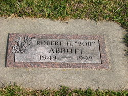 """Robert H """"Bob"""" Abbott"""