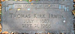 Thomas Kirk Irwin