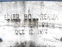 Edier Boudreaux
