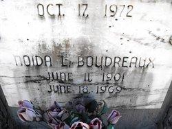 Noida <I>Landry</I> Boudreaux