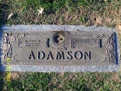 Katherine Marie <I>Gentry</I> Adamson