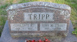 Edna Mildred <I>Strout</I> Tripp