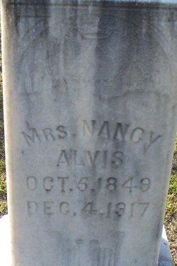 Nancy <I>Strickland</I> Alvis