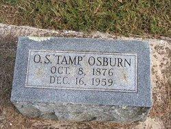 """Owen Sanford """"Tamp"""" Osburn"""