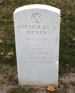 Nicholas J Biever