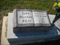 John Merton Akre