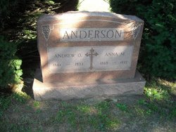 Andrew O Anderson