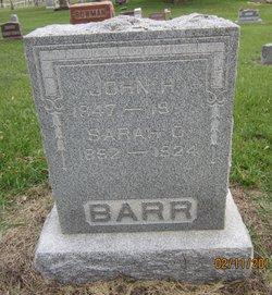 John H Barr