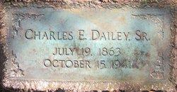 Charles Elmer Dailey, Sr