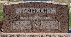 R. A. Lambright