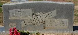 "Thomas Archie ""Tom"" Lambright"
