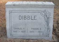 Charles Francis Dibble