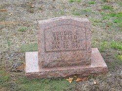 Woodie <I>Cummings</I> Bethard