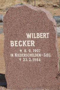 Wilbert Becker
