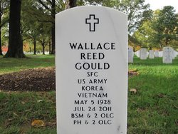 """Wallace R """"Luke"""" Gould"""