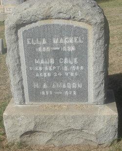 Ella May <I>Billings</I> Mackel