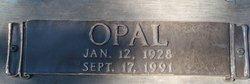 Opal Hughes