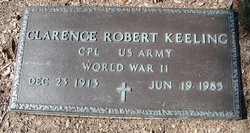 Clarence Robert Keeling