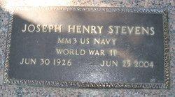 Joseph Henry Stevens