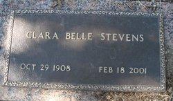 Clara Belle Stevens