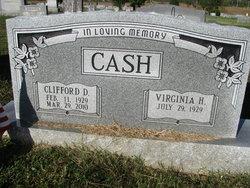 Virginia H Cash