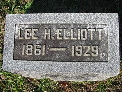 """Leander Henderson """"Lee"""" Elliott"""